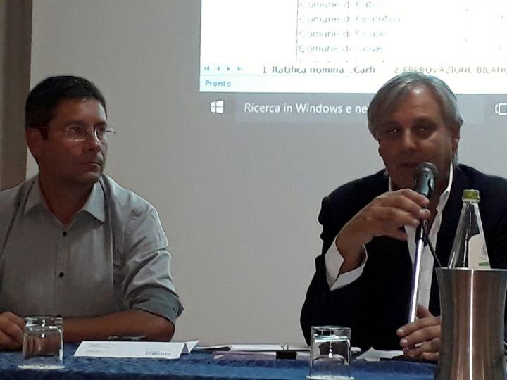 assemblea soci 2017 - Puliti e Carfì