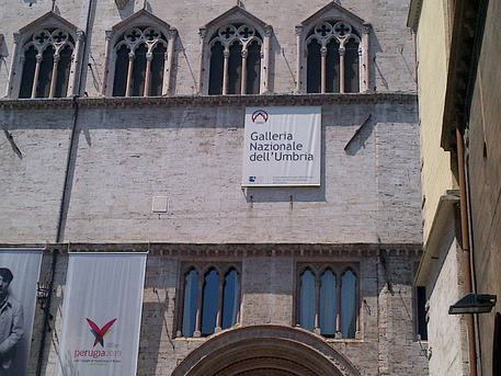 Comune Perugia-Galleria nazionale