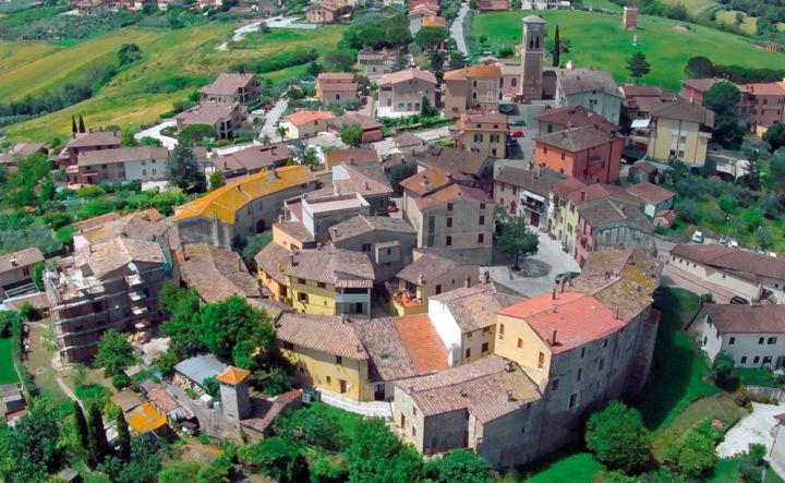 Brufa, frazione del Comune di Torgiano