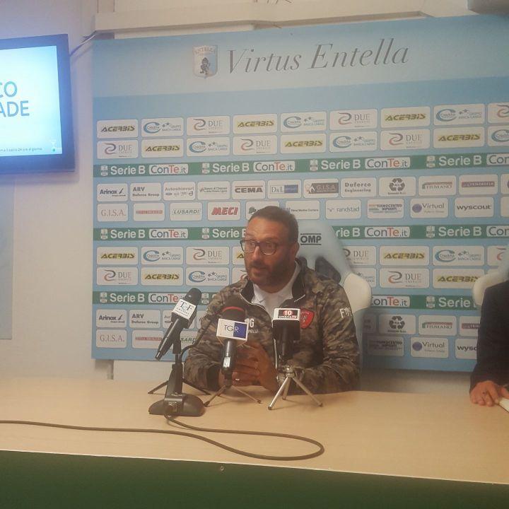"""Perugia, il saluto di Davide Ciampelli: """"Orgoglioso di essere stato dei vostri"""""""