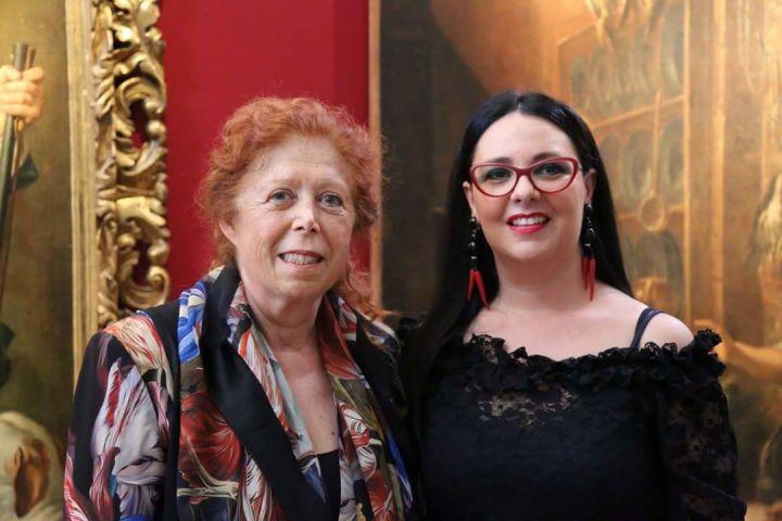 Maria Silvia Proni e Catia Monacelli