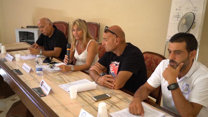 'Staffetta del Cuore Napoli-Firenze' presentazione (5)
