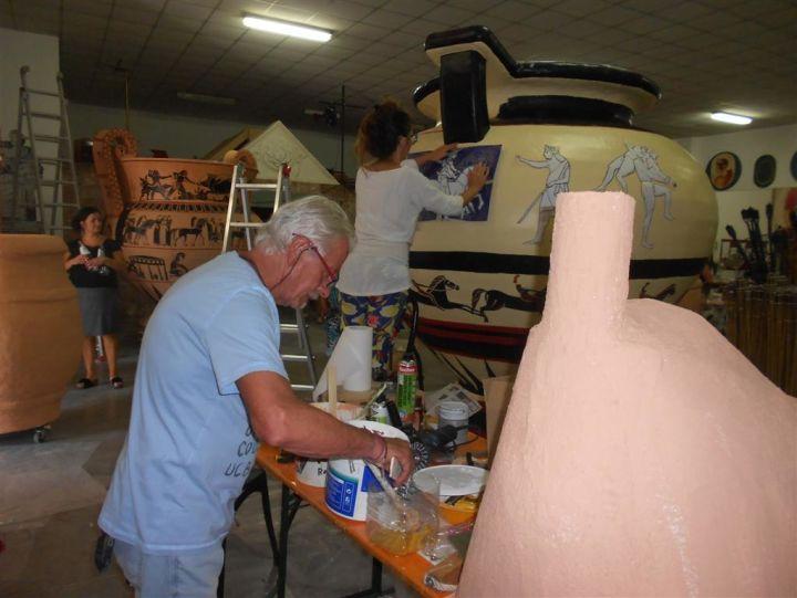 VELIMNA restauro vasi e pulizia dei gradoni del parco via della 003 (Medium)