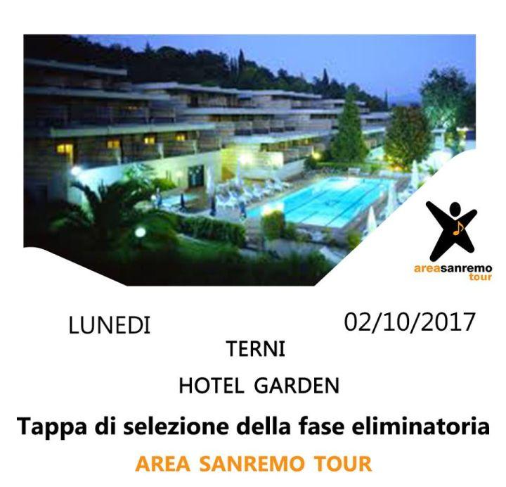 Area Sanremo Tour, Terni, 2 Ottobre