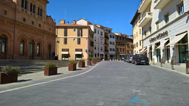Centro storico Marsciano