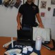 Perugia, la polizia scopre un covo dello spaccio in via XX Settembre