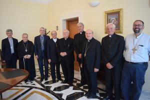 I vescovi umbri in ceu sett 2017