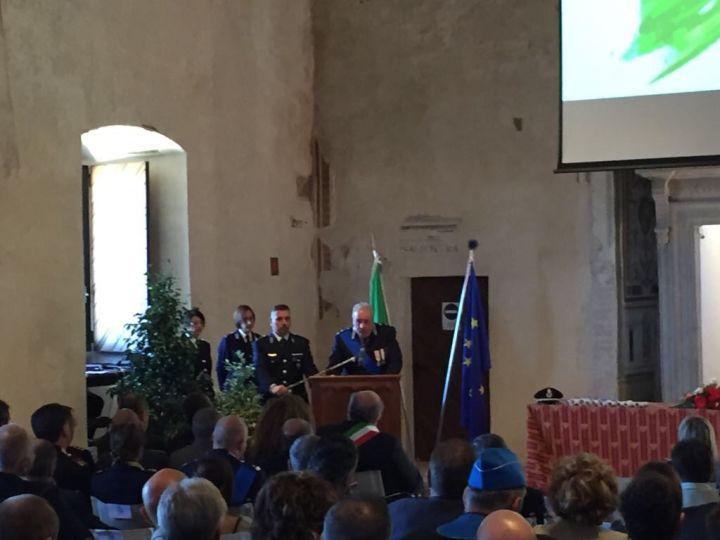 Polizia penitenziaria Spoleto