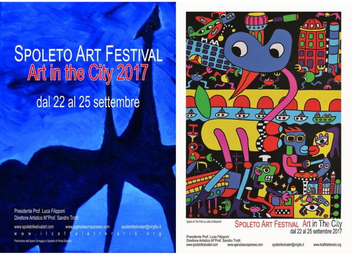 Spoleto art festival 2017