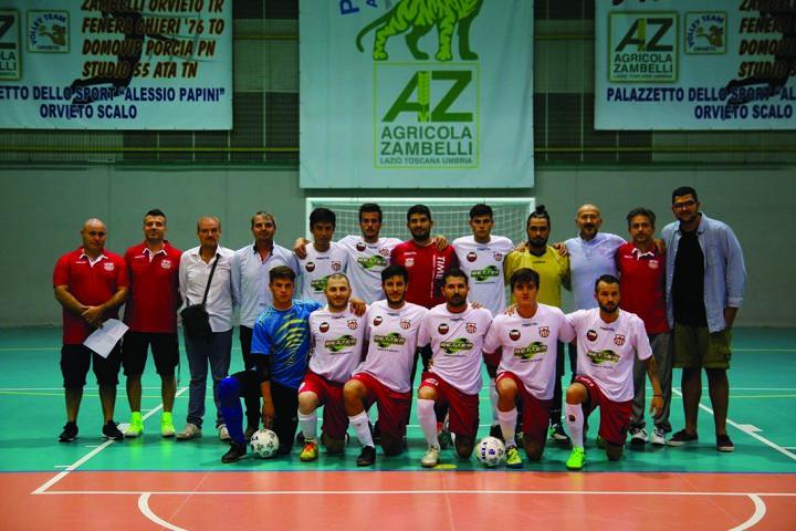Squadra 2017-2018 Orvieto Fc