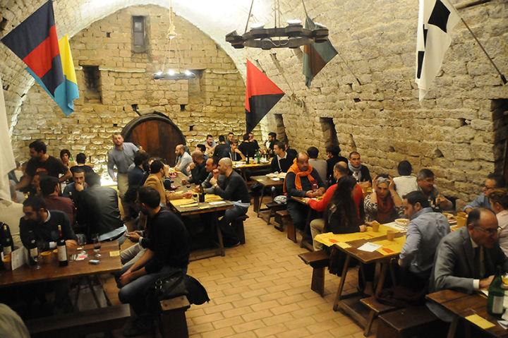 Castello divino_Taverna-