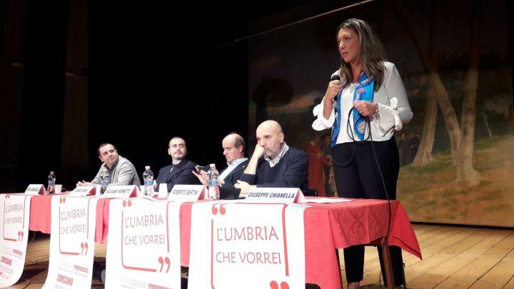 Congresso provinciale Psi a Perugia (1)