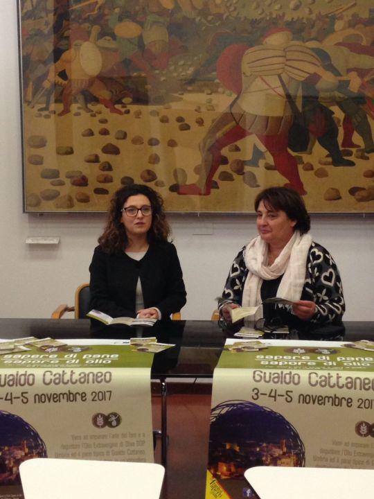 Elisa Benvenuta e Fernanda Cecchini