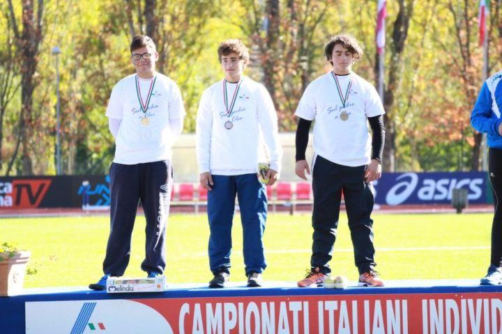 Campionati italiani cadetti