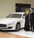 Automobilismo, Cdp De Poi fa sfrecciare in Umbria la nuova Maserati Ghibli