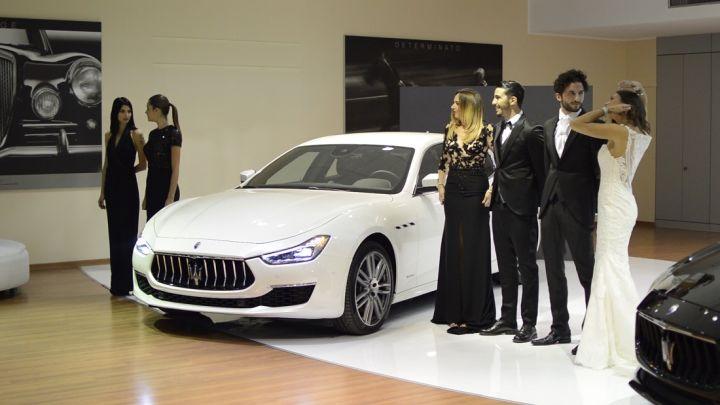 Nuova Maserati Ghibli 1