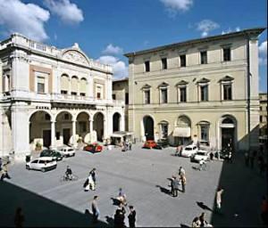 Palazzo Bufalini Città di Castello