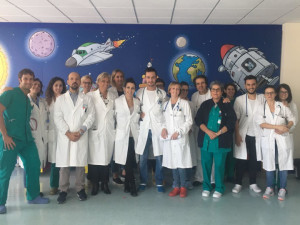 Reparto Pediatria Perugia