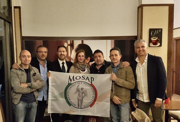 Segreteria Mosap a Terni