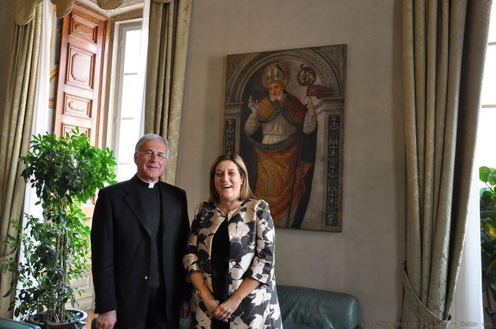 con il vescovo boccardo (1)