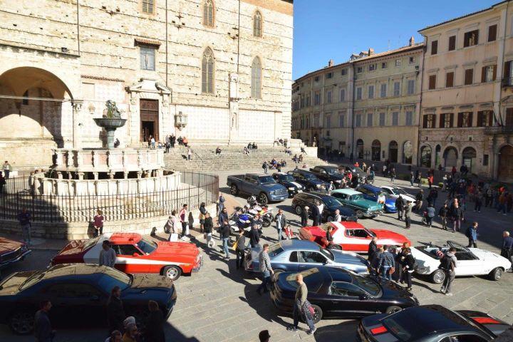 Driving Through Perugia_2016