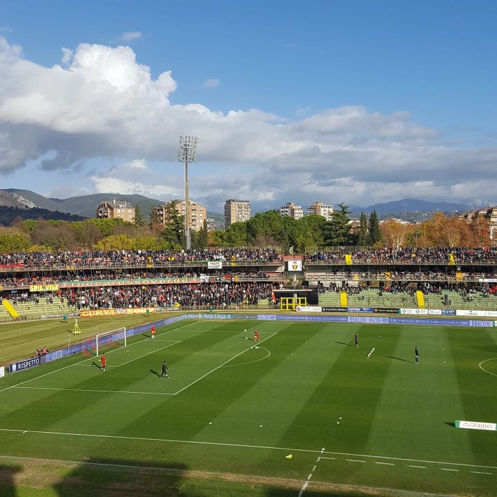 Ternana - Perugia 2017/18