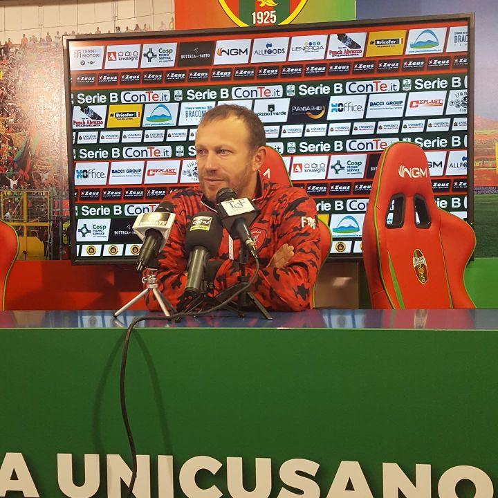 Roberto Breda post derby