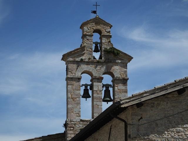 campanile meggiano