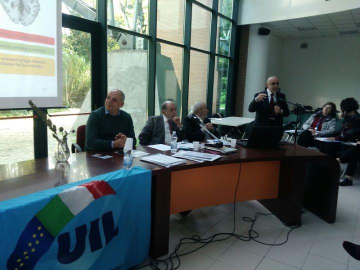 da sinistra, Marco Cotone, William Raffaelli, Adiberto Favilli, Stefano Coaccioli