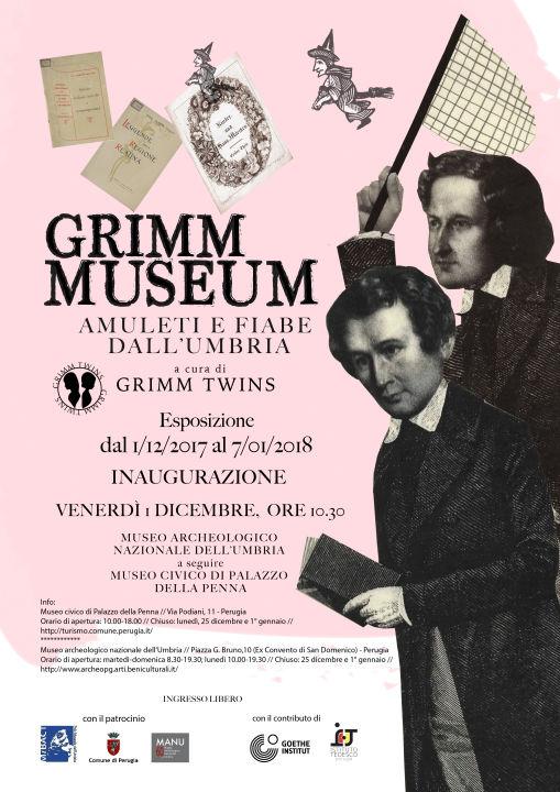 locandina GRIMM MUSEUM