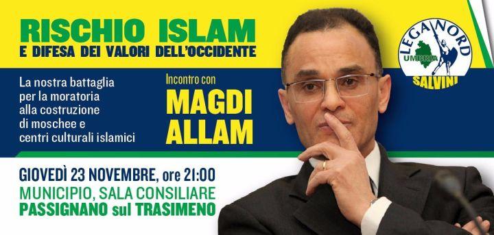 locandina Magdi Passignano