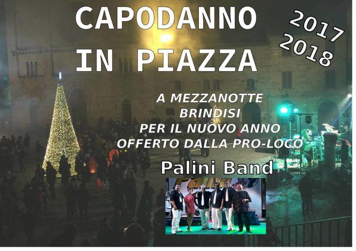 Capodanno in piazza Bevagna