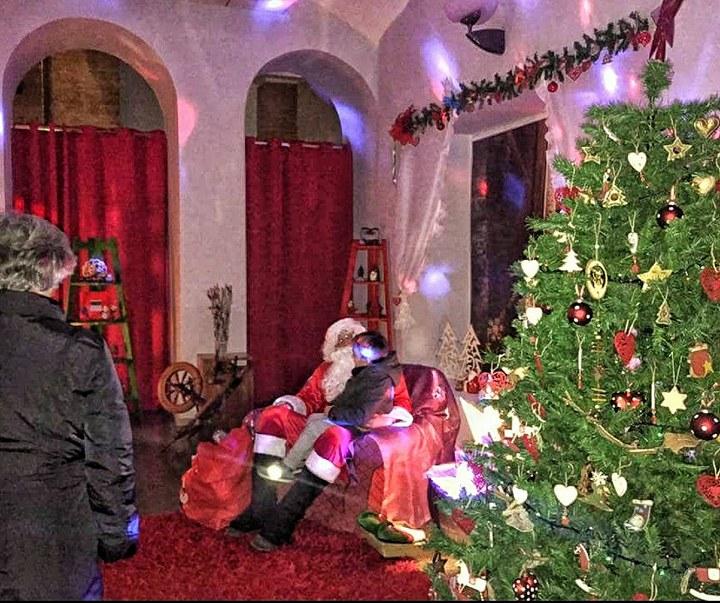 Casa Babbo Natale Foligno