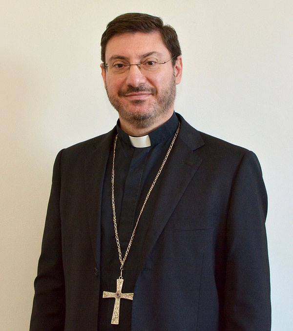 LucianoBedini-vescovoGubbio