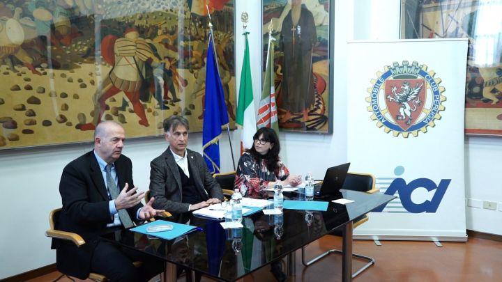 da sx, Giuseppe Chianella, Ruggero Campi, Sabrina Angiona (1)