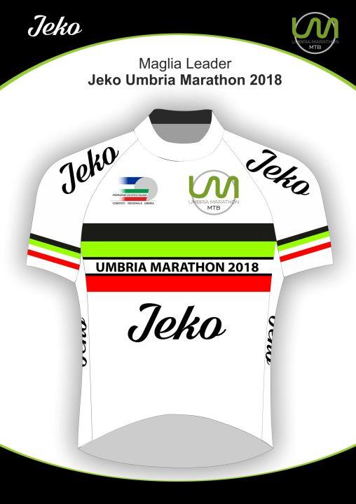 maglia umbria marathon 2018