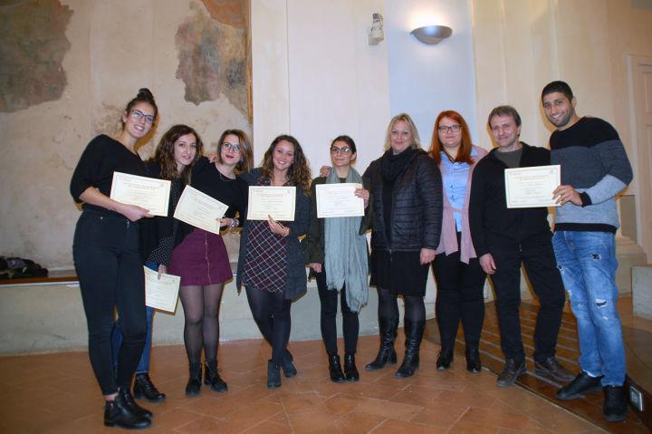premiazioni servizio civile
