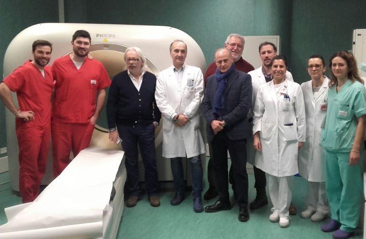 FOTO_Nuovo responsabile radiologia Castello