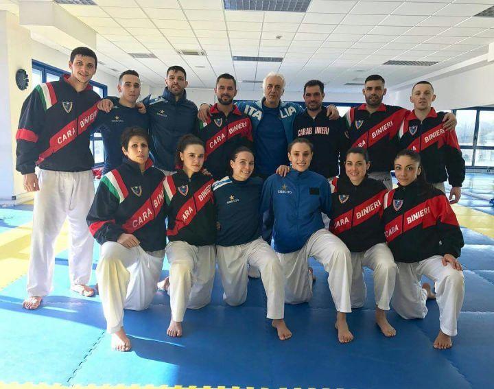 GruppoSportivo Carabinieri - Guazzaroni Claudio - luigi Busà