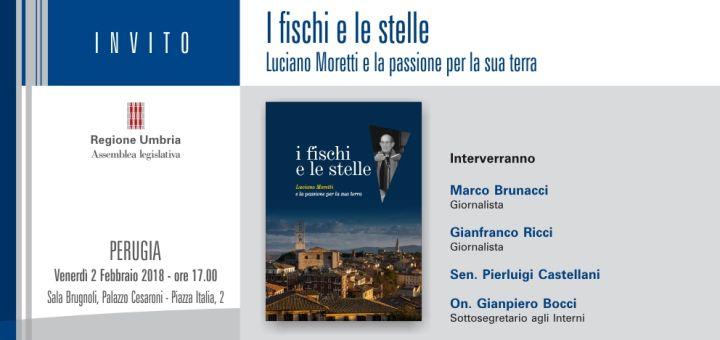 Invito I fischi e le Stelle - Luciano Moretti - 02-02-2018