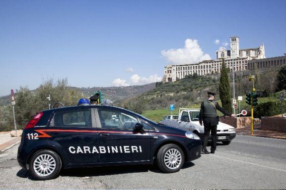 assisi carabinieri