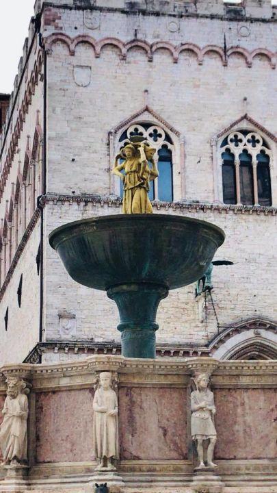 fontana oro