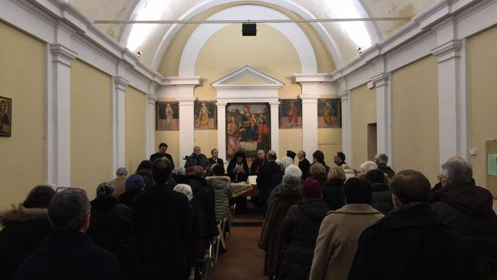 un incontro al centro ecumenico ed universitario san martino
