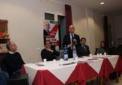 """Elezioni, Bocci a Nocera Umbra: """"Non interrompiamo il lavoro di risanamento avviato"""""""