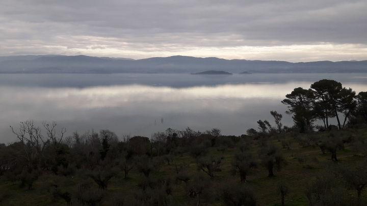 Castiglione del Lago (vista isole)