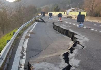 """E45, chiuso il viadotto """"Puleto"""": """"La magistratura è arrivata prima del governo"""""""