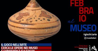 Febbraio al museo - Trottola etrusca