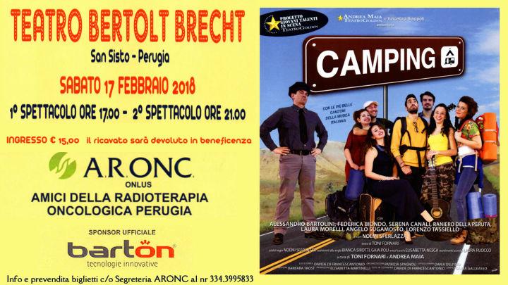 Locandina Aronc