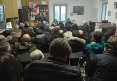 """Nocera Umbra, Bocci a Bagnara: """"Noi gli unici tra la gente"""""""