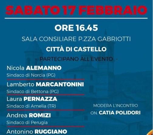 i sindaci di FI_Città di Castello_17feb2018